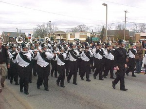 2009 ISSMA Marching Band State Finals